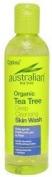 Australian Tea Tree Organic Deep Cleansing Skin Wash 250ml