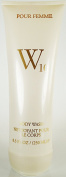 W10. Pour Femme. Tan Enhancing Body Wash. Nettoyant Pour Le Corps. 8.5 fluid ounces / (250ml). Price is for 1 Single Bottle.