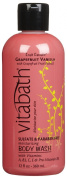 Vitabath Bath and Shower Gel, Grapefruit Vanilla, 350ml