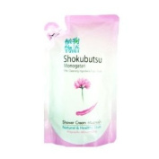 Shokubutsu Japanese Style Shower Cream 220 Ml, Bag