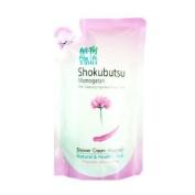 Shokubutsu Japanese Style Shower Cream 220 Ml, Bag