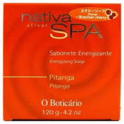 Nat.Spa. Activate Pitanga Energising Soap 120ml