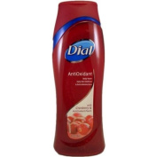 Dial Antioxidant Body Wash with Cranberry & Antioxidant Pearls 710ml