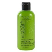 Vitabath Bath and Shower Gel, Lily and Ivy, 350ml