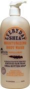 Everyday Shea Moisturising Body Wash Vanilla Mint -- 950ml
