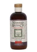 Seaweed Bath Co. - Wildly Natural Seaweed Body Wash - Lavender, 350ml liquid