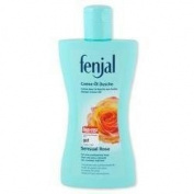 Fenjal Sensual Rose Shower Gel 200ml shower gel