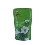 Parrot-green foliage, shower cream, 220 ml.