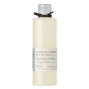 Bath House - Spanish Fig & Nutmeg - Hair & Body Wash 260ml - Warming Nutmeg, Seductive Fig