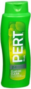 Pert Plus 2-in-1 Shampoo + Conditioner, Classic Clean for Normal Hair, 940ml