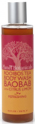 Planet Botanicals Rooibos Tea Body Wash, Baobab with Citrus Limon, 8 Fluid Ounce