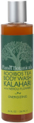 Planet Botanicals Rooibos Tea Body Wash, Kalahari with Neroli Flowers, 8 Fluid Ounce
