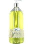 Le Comptoir du Bain Marseille Traditional Soap Lemon - Mint 1L