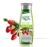 Bath Gel Goji Sensitive - 500 Ml / Natural & Organic. *Promotion