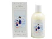 Bath Foam for Babies with Rice & Mallow by L'Erbolario Lodi