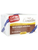 Roge Cavailles Extra-Mild Superfatted Soap 2 x 250g