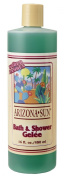 Arizona Sun Bath and Shower Gelee - 470ml - Natural Aloe Vera and Other Plants and Cacti from the Desert Provide Moisturising Bath Gel - Alternative to Bath Soap