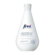 Frei Oel Wasch und Dusch Creme (Wash and Shower Cream) pH 5.5 500ml wash