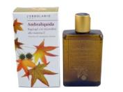 Ambraliquida (Liquid Amber) Bath Gel by L'Erbolario Lodi