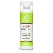 Pure Fiji Coconut Milk Shower Gel - Starfruit 90ml