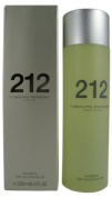 212 By Carolina Herrera For Women. Energising Gel 250ml