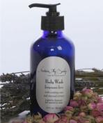 Nurture My Body Fragrance Free Organic Body Wash SLS Free for Sensitive Skin