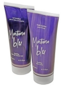 Montana Blu Perfume by Claude Montana 200ml Shower Gel for Women
