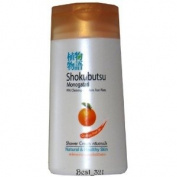 Shokubutsu Monogatari Shower Cream Orange Peel Oil Product of Thailand