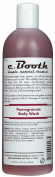 c. Booth Body Wash-Pomegranate-16 oz
