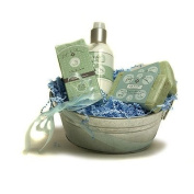 L'Epi de Provence French Soap - Hand Cream - Body Cream Gift Basket - Ocean Seaweed