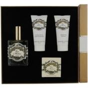 EAU D'HADRIEN by Annick Goutal EDT SPRAY 100ml & SHOWER GEL 70ml & SHAMPOO 70ml & FINE SOAP 50ml - 211840
