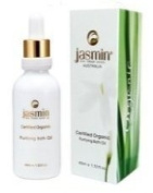 Jasmin Aromatique - USDA & OFC Certified Organic Purifying Bath Oil