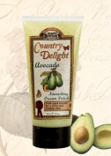 Country Delight Avocado Nourishing Cream Polish Product of Thailand