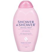 Shower To Shower Absorbent Body Powder-Original Fresh-13 oz