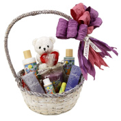 Arizona Sun Romantic Gift Basket - Perfect Romance Evening - Skin Care Idea - Soothing Products - Sensual - Sexy - Any Occasion - Wedding - Anniversary - Birthday - Holiday
