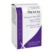 PROVON 3127-08 Ultimate Shampoo and Body Wash, 1000 mL NXT Space Saver Refill