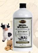 Milk & Walnut Dairy Farm Nurturing White Bath Cream Product of Thailand