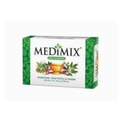 Azuregreen Medimix Ayurvedic Soap 75gm (rsmed) -