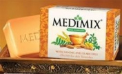 Medimix with Sandal and Eladi Oils Soap