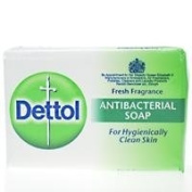 Dettol Anti-bacterial Soap - 125g
