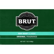 Brut Bar Soap Classic, Original Fragrance, 210ml