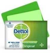 Dettol Original Soap 120gms