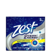ZEST BATH BAR OCEAN ENERGY Size