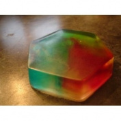 Handcrafted Pentagon French Milled Soap