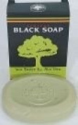 Black Soap Shea Butter & Aloe Vera 130ml