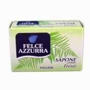 """Felce Azzurra Bar Soap """"Fresh"""" Sapone Fresco 100gr. / 100ml"""