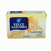 "Felce Azzurra Bar Soap ""Sweet"" Sapone Dolce 100gr. / 100ml"