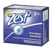 Zest Ocean Breeze Bar Soap 3 ct