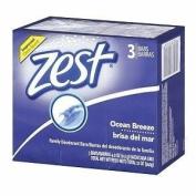 Zest Ocean Breeze Bar Soap 3 ct