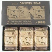 Superior Trading Co Ginseng Soap 3-Ea 3 ct